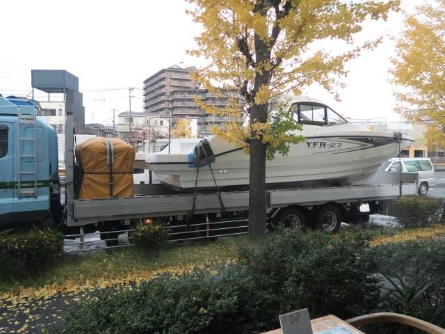 「M」さんのヤマハYFR-27EX入荷!